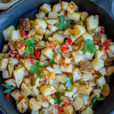 Easy Crispy Breakfast Potatoes